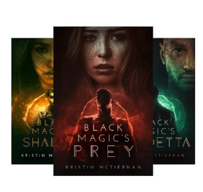 Siren Song Trilogy Covers