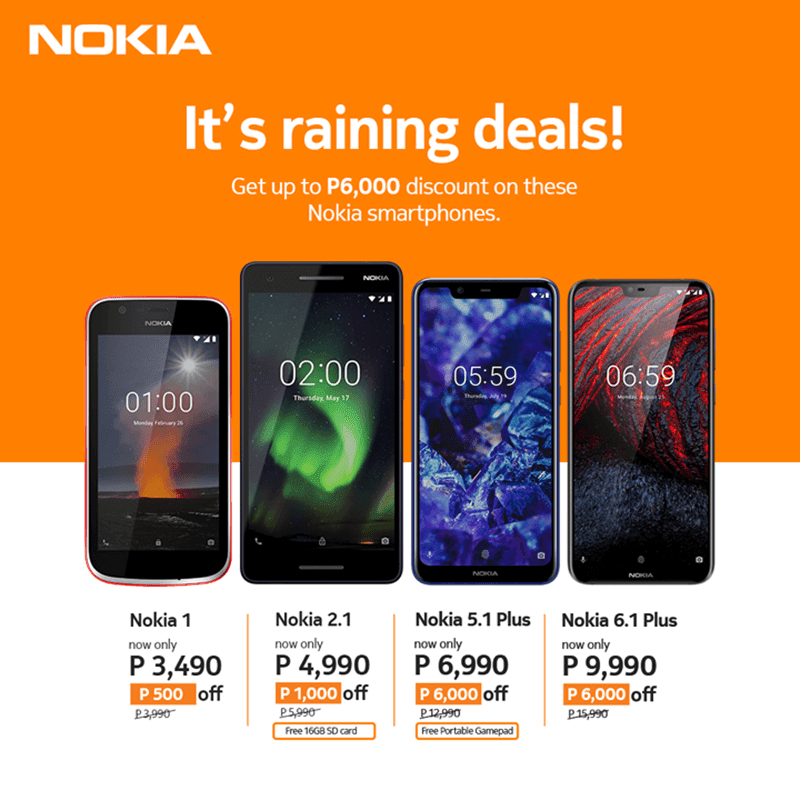 Sale Alert: Nokia 5.1 Plus with Helio P60 is down to PHP 6,990!