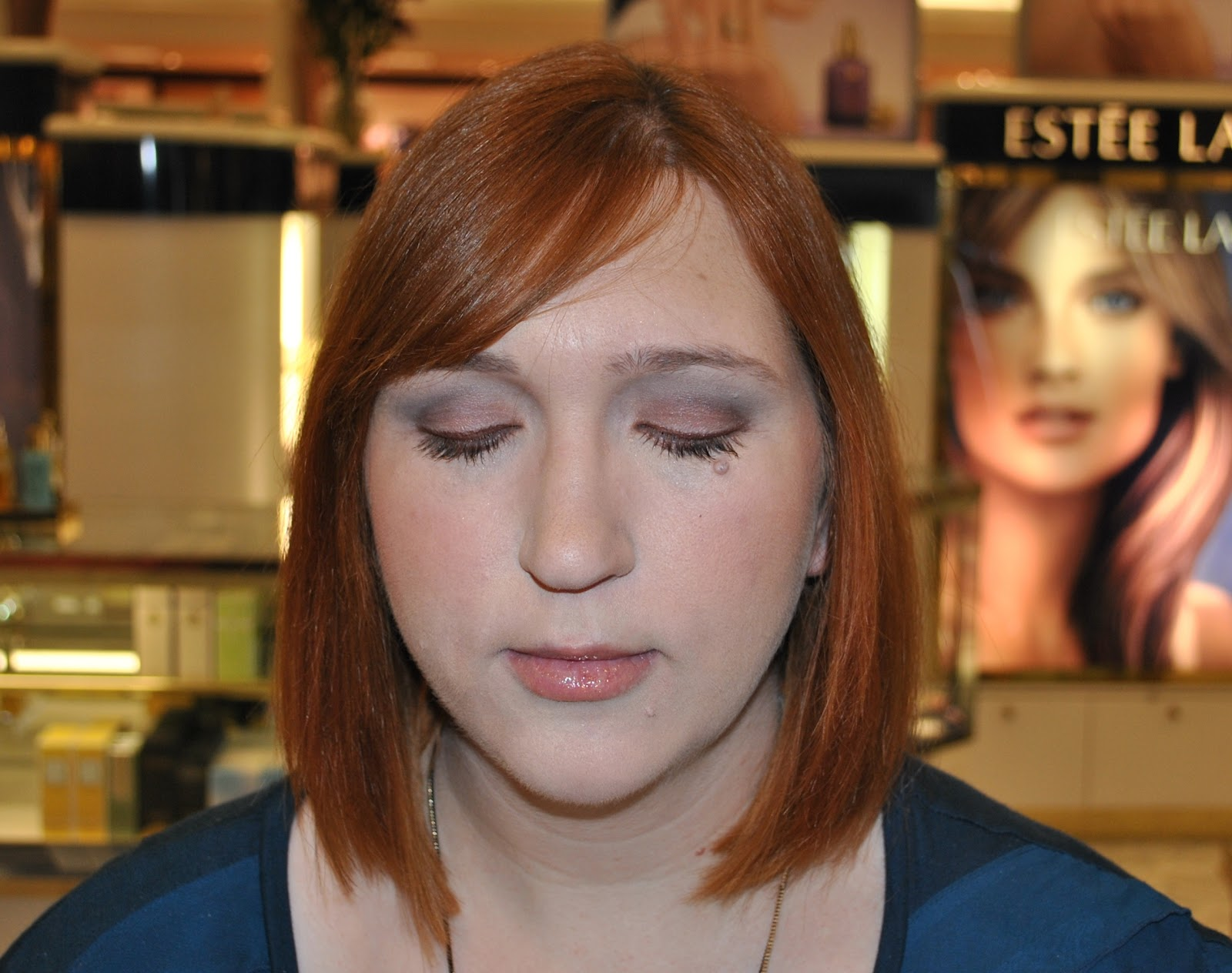 """life with 4 boys: bare minerals """"the happy place"""" smoky summer eye"""