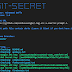 Git-Secret - Go Scripts For Finding An API Key / Some Keywords In Repository