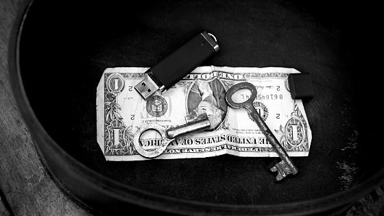Mantenga su dinero y datos lejos de estafadores