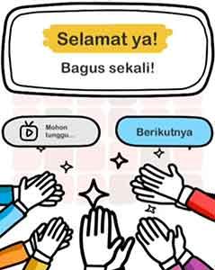 Kunci Jawaban Brain Out Level 1 - 221 Bahasa Indonesia