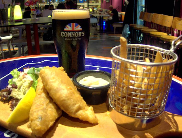 Food Infusing & Pairing With Connor's Stout Porter at Hubba Hubba – The Party Hub