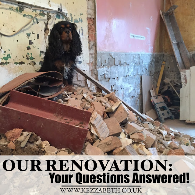 renovation blog question and answers
