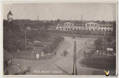 dworzec koluszki