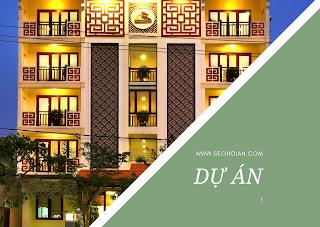 Dự án - Kiman Hoi An Hotel & Spa