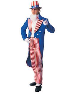 Uncle Sam Adult Costume