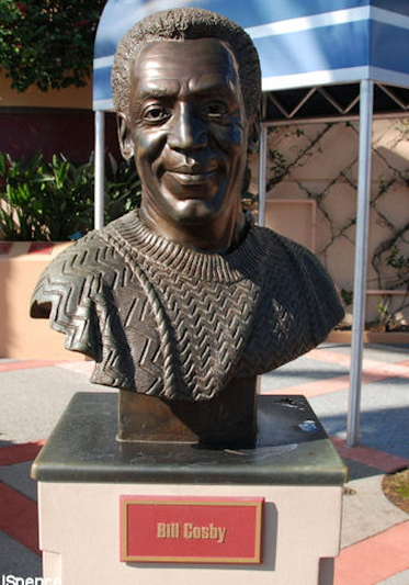 bill cosby hall of fame statue removed