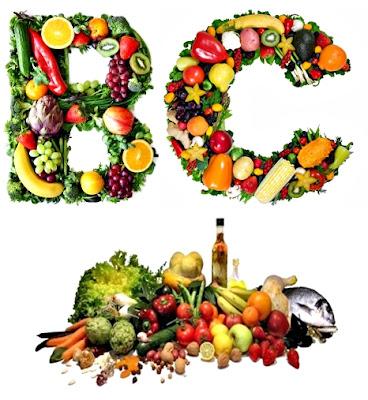 Vitaminas hidrosolubles funciones fuentes alimentos