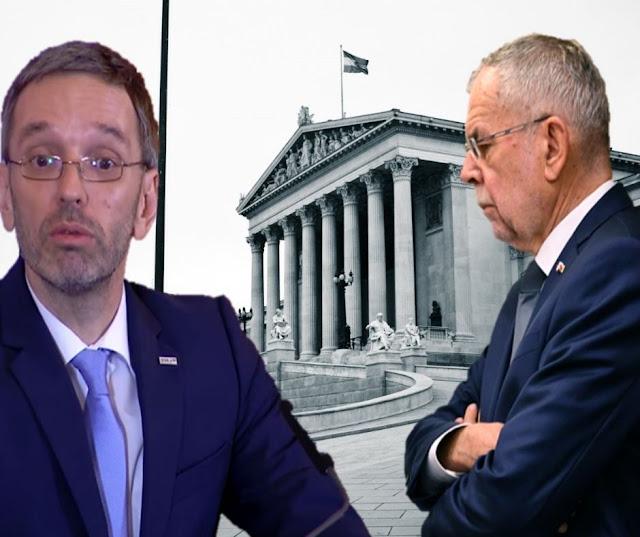 كيكل ينتقد قرارت الرئيس النمساوي