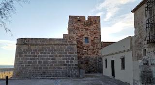 Torre y Batería del Grao de Murviedro o Grau de Morvedre. Sagunto.
