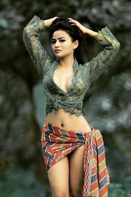 Model Seksi manis dan seksi hot manis cewek ABG