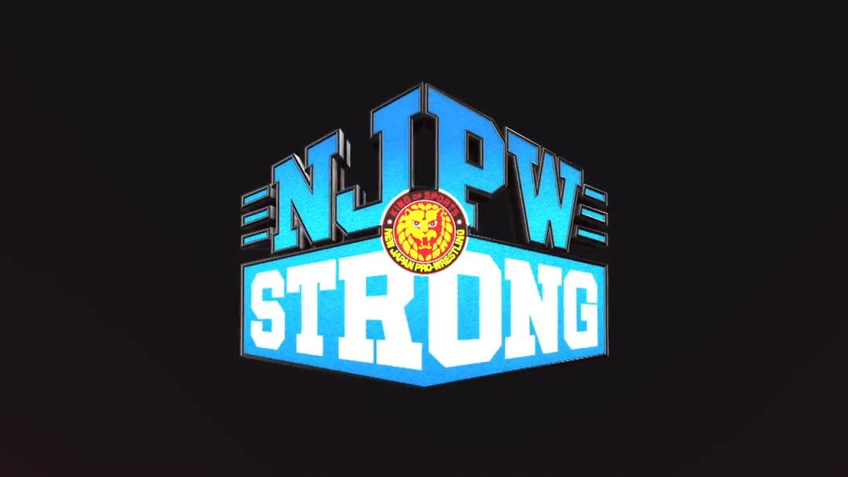 "Grandes ""spoilers"" sobre os próximos episódios do NJPW Strong"