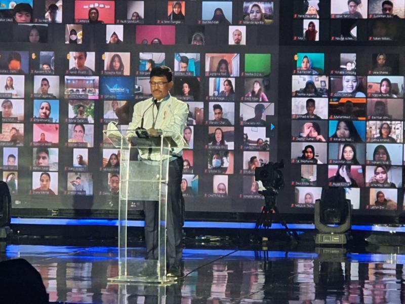 Peluncuran LDN, Menkominfo: Pemerintah Targetkan 50 Juta Masyarakat Terliterasi Digital