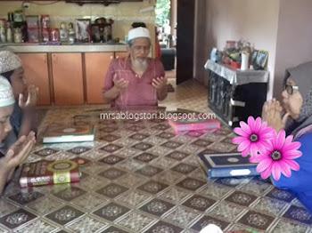 Adik Dah Khatam Al-Quran Ibu Belanja Lunch Di Casa Lagenda City Park Seremban 2
