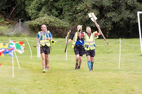 Devil O' The Highlands Ultramarathon Sweeping