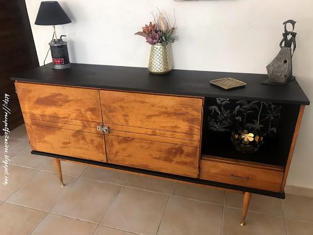 récup meuble vintage
