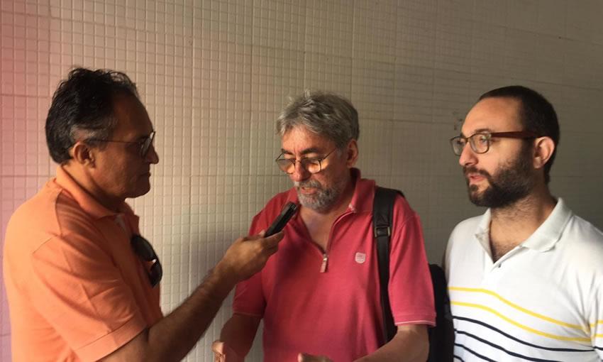 lindolfo qua - Após reunião, Lindolfo Pires defende criação do Fórum Paraibano de Mudanças Climáticas no Sertão