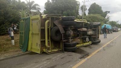 Laka Lantas Km 18 Merangin Mengakibatkan Bocah Tewas Dalam Pangkuan Orang Tuanya