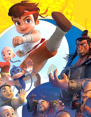Chhota Bheem: Bheem in the City (2020) Hindi Dubbed 200MB WEB-DL 480p x264