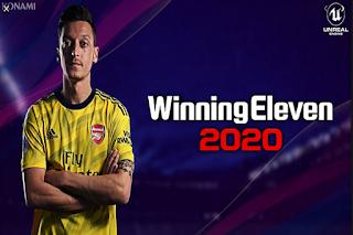 Anda jangan lupa untuk Unduh juga file  WE Winning Eleven 2020 Mod Apk V2