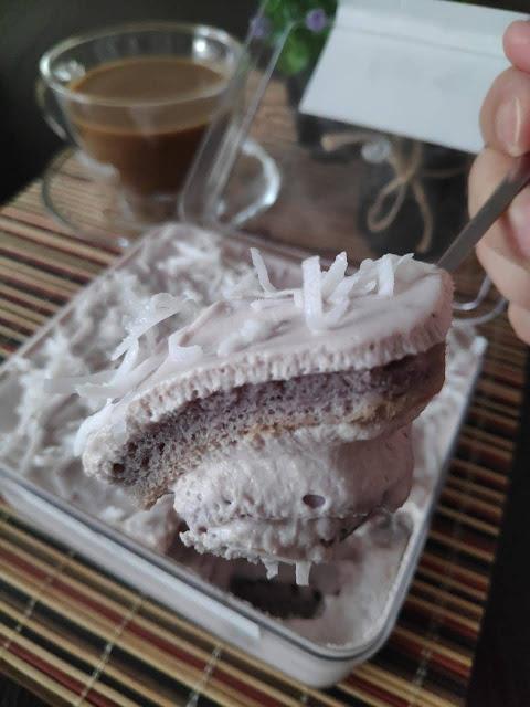 Maison Hei Patisserie Cakes Collection - Aki Taro Cake