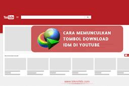 Cara Memunculkan IDM di YouTube Secara Otomatis
