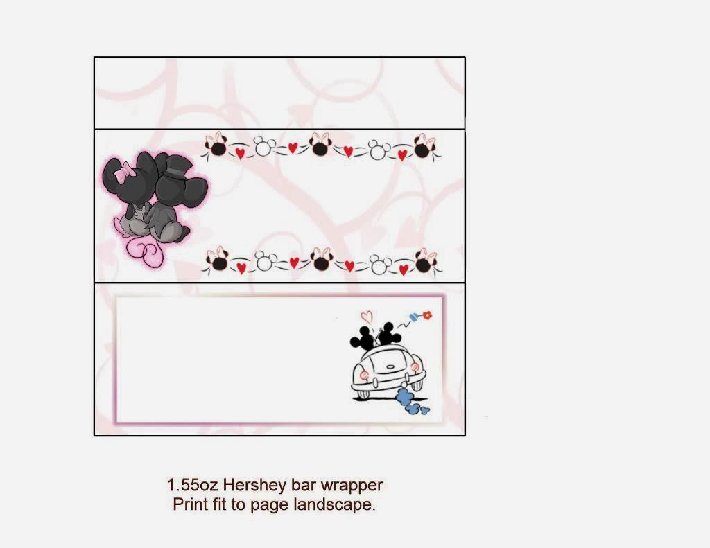 Imprimibles de Mickey y Minnie para Bodas. | Ideas y material gratis ...