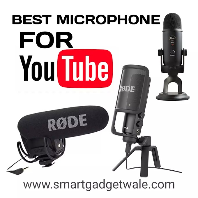 Top 8 Best Mic for YouTube in India 2021