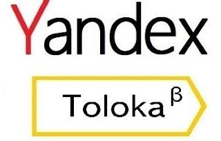 Aplikasi Yandex Toloka