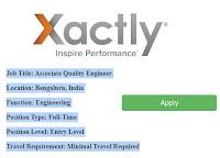 Xactly-Corporation-job-openings