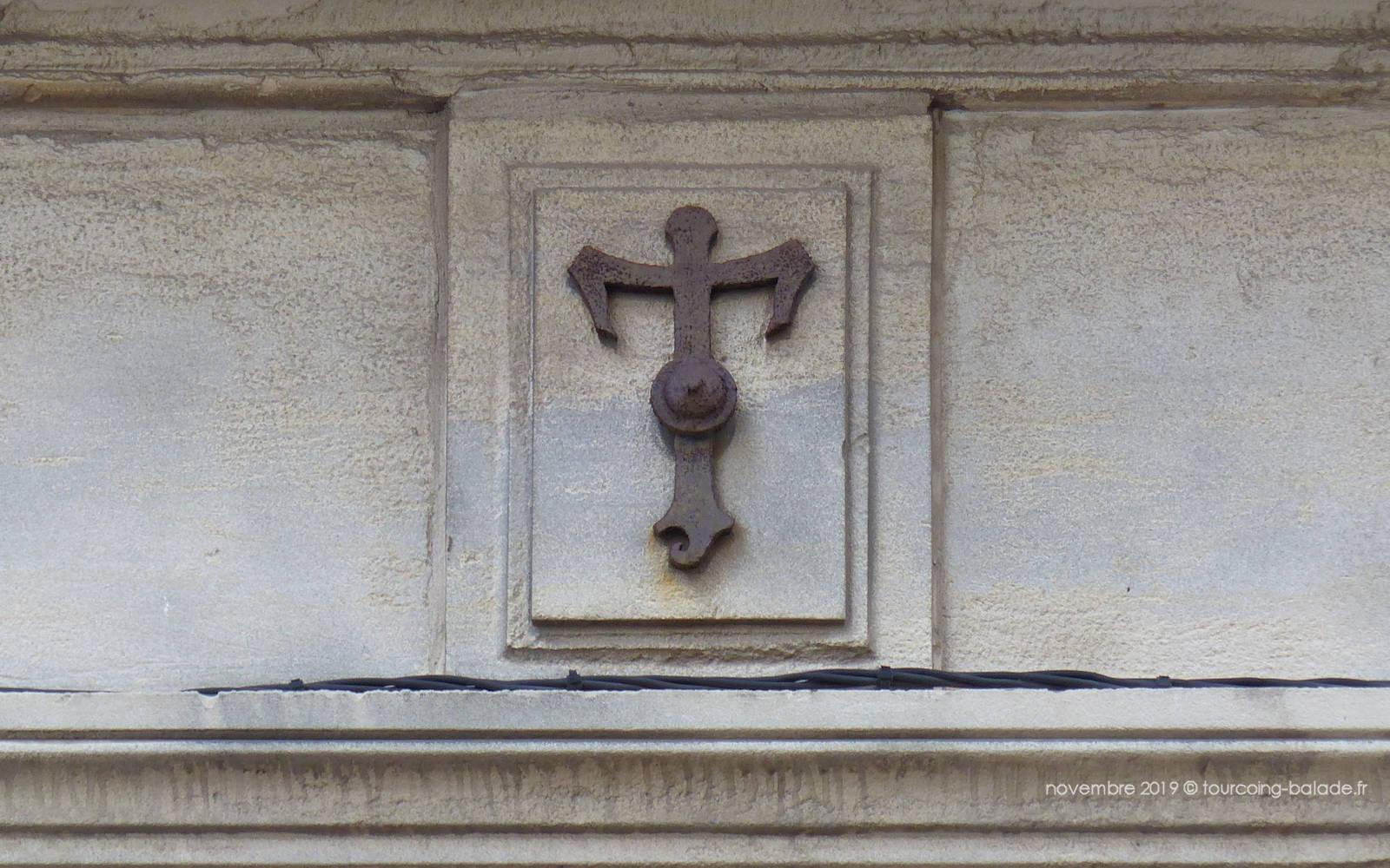 Ancre (architecture) - Conservatoire de Tourcoing