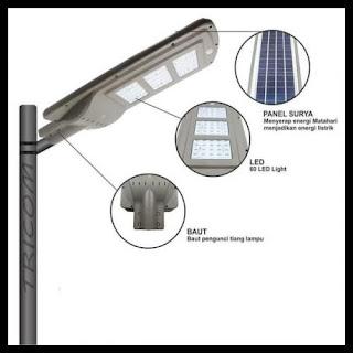 lampu jalan MS-60WP