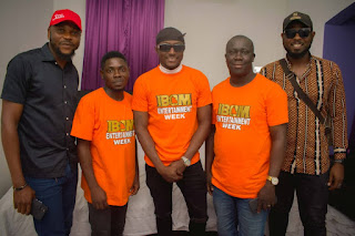 GX GOSSIP: TERRY G, GINGERED ABOUT IBOM ENTERTAINMENT WEEK