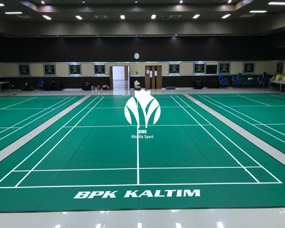 Jual Karpet Badminton Vinyl Harga Murah