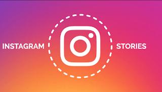 Cara bolak balik Kamera Insta Story Di Android