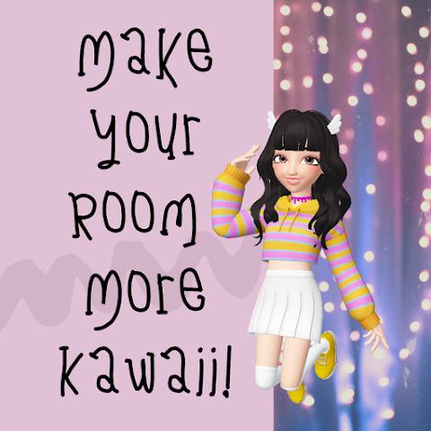3 Small Ways to Make Your Room Super Cute/Kawaii!