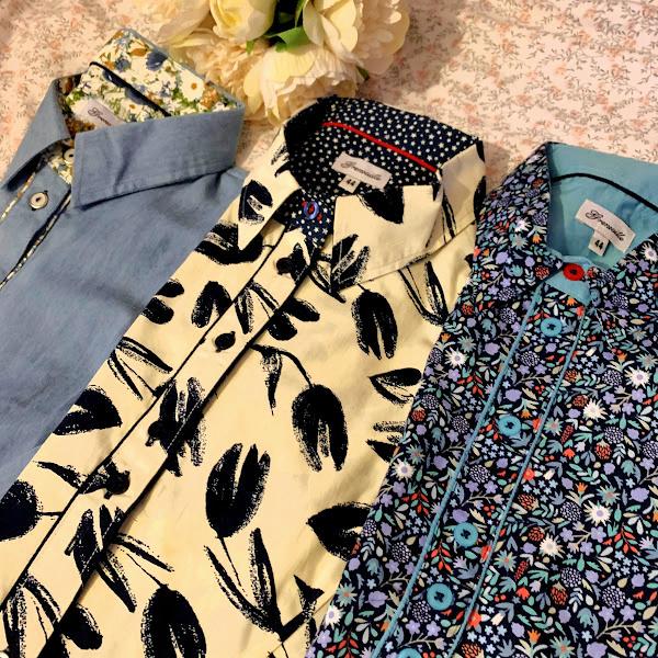 Danielle Levy, Salamander Shirts, Tutti Rouge Lingerie, fashion blogger, mid-size fashion, lifestyle blogger, Wirral blogger, Liverpool blogger,