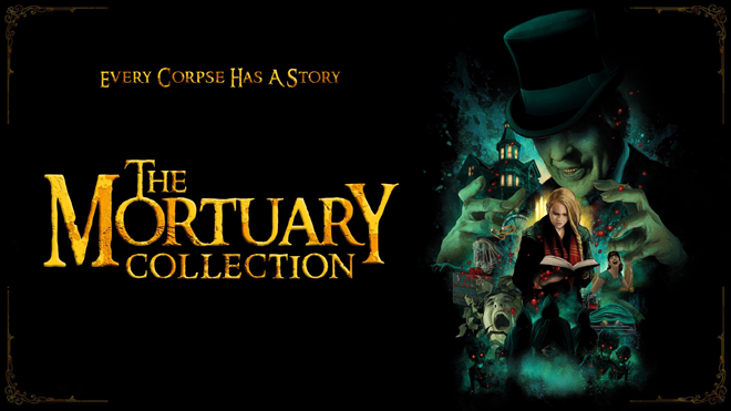 The Mortuary Collection poster
