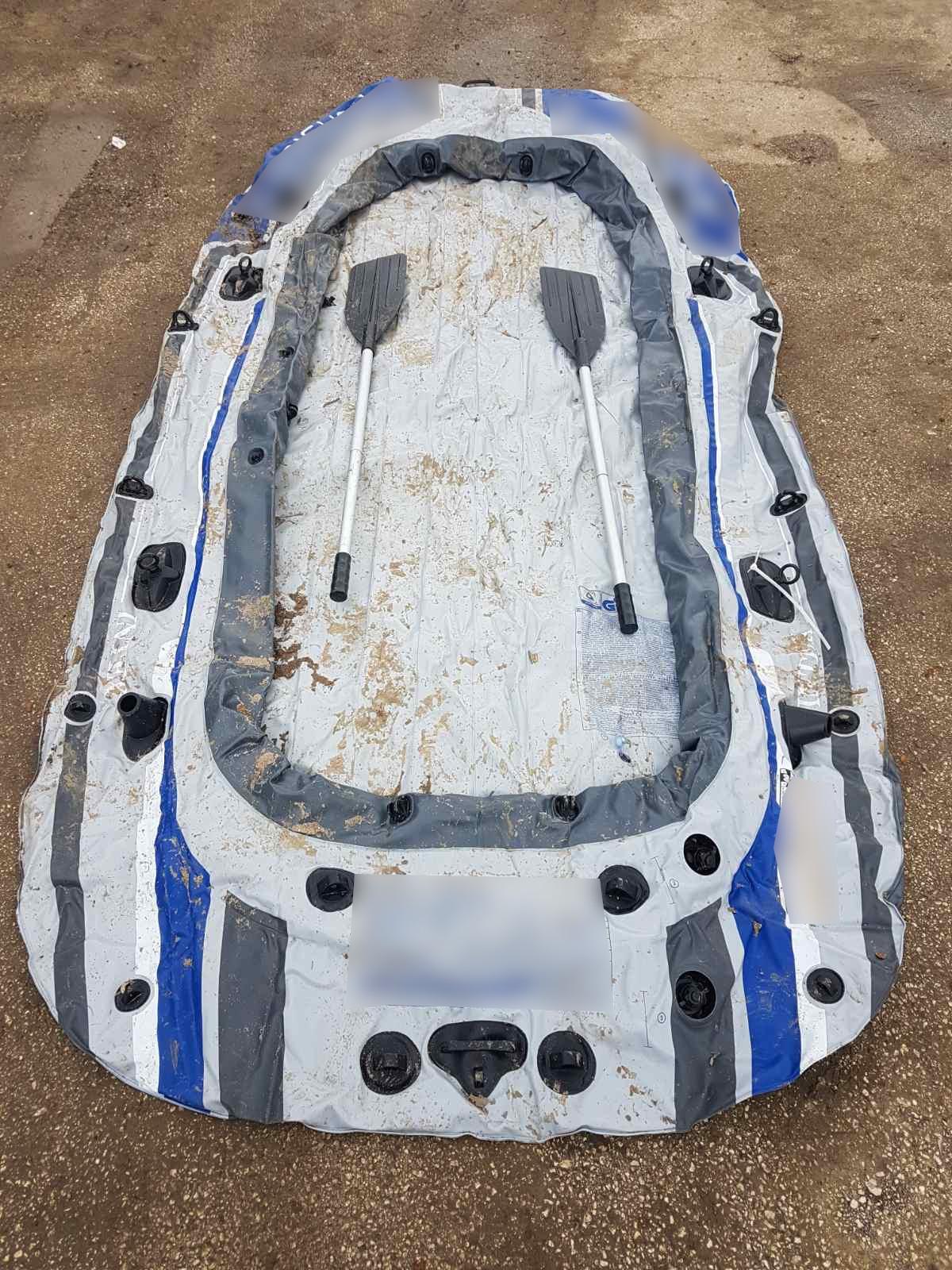 Νέες συλλήψεις διακινητών με βάρκες στον Έβρο