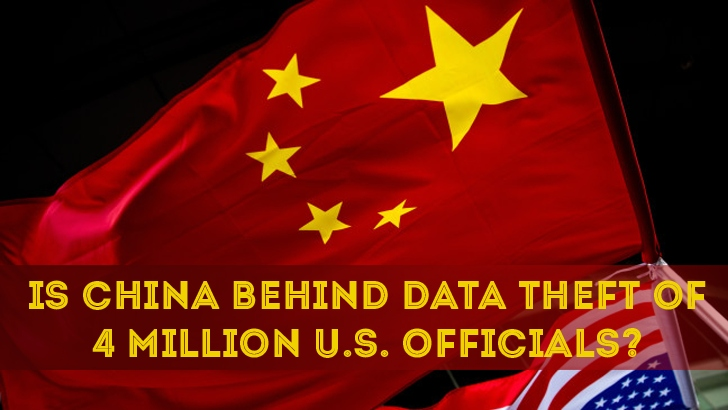 Is China Behind the Massive Data Theft of 4 Million U.S. Officials?