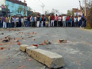 निर्वतमान प्रधान की गोली मारकर हत्या के बाद बवाल | #NayaSaberaNetwork
