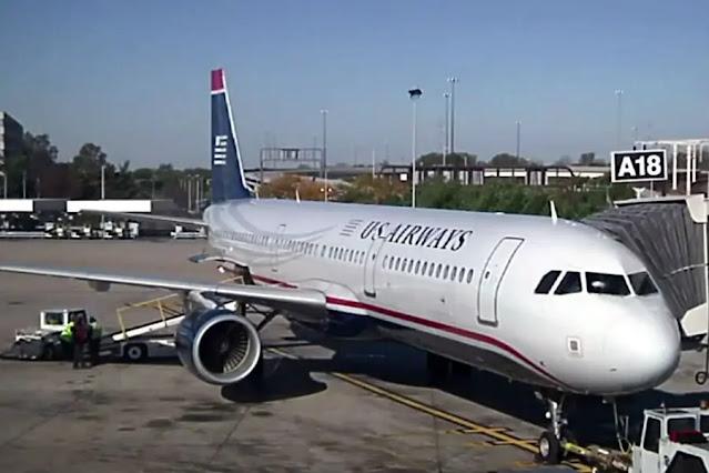 5. U.S. Airways in the US