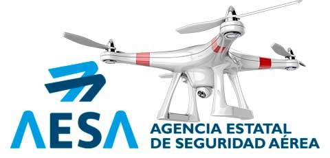 legislación drones