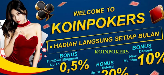 Website Agen Judi Poker Paling Berpengalaman Koinpokers 2021