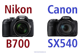 Canon vs Nikon, Nikon Coolpix B700, superzoom camera, 4K video recording, 4K UHD, compact camera, megazoom camera,