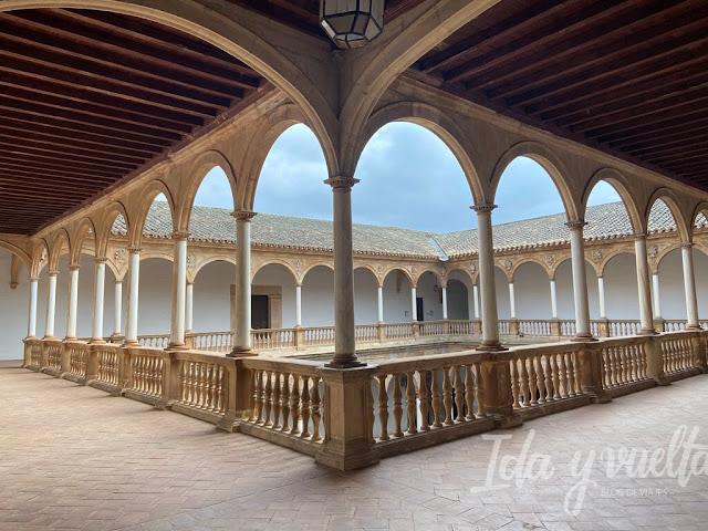Visitar Almagro Monasterio de la Asunción