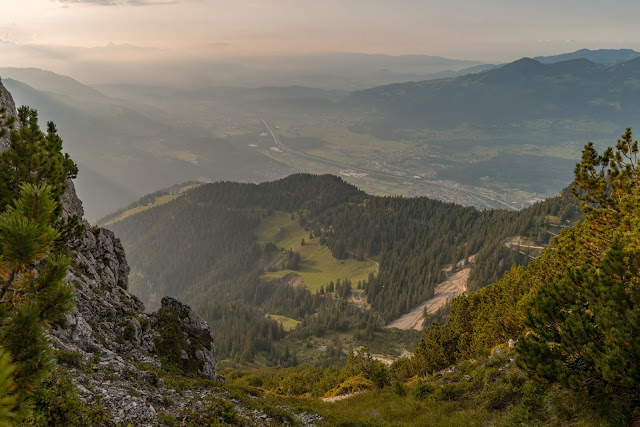 Schillerkopf und Mondspitze | Panoramawanderung am Bürserberg | Wandern Brandnertal | Wanderung Vorarlberg 09