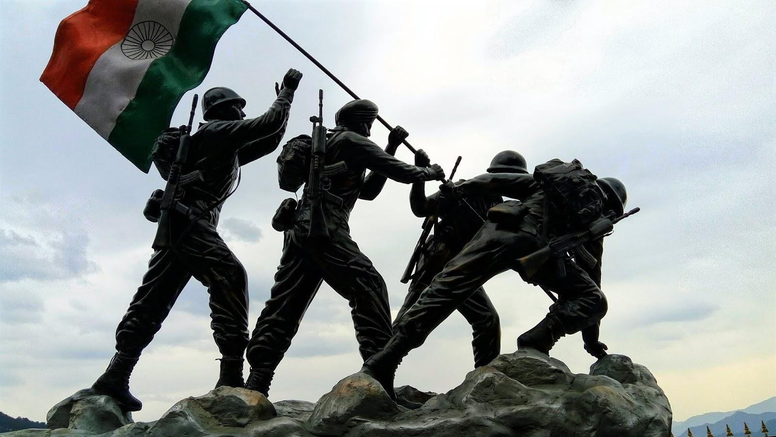 Army vs capf