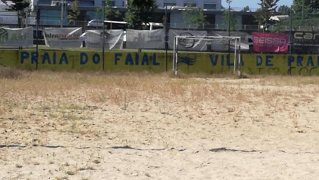 AMPO DE FUTEBOL DA PRAIA DO FAIAL